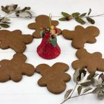 GINGERBREAD MEN COOKIES.