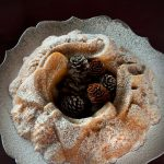 BUNDT CAKE DE CHOCOLATE BLANCO Y COCO