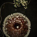 BUNDT CAKE DE CHOCOLATE GLASEADO o Muerte por Chocolate