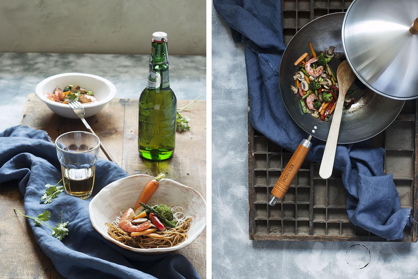 Cocinar con wok elecci n conservaci n y cocinado sweet for Cocinar con wok