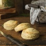 AMERICAN BUTTERMILK BISCUIT