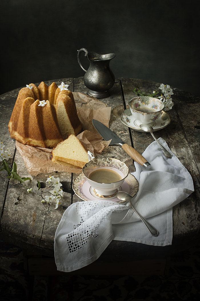 BUNDT CAKE DE NATAS