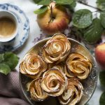 ROSAS DE MANZANA, un capricho dulce y ligero. Paso a Paso