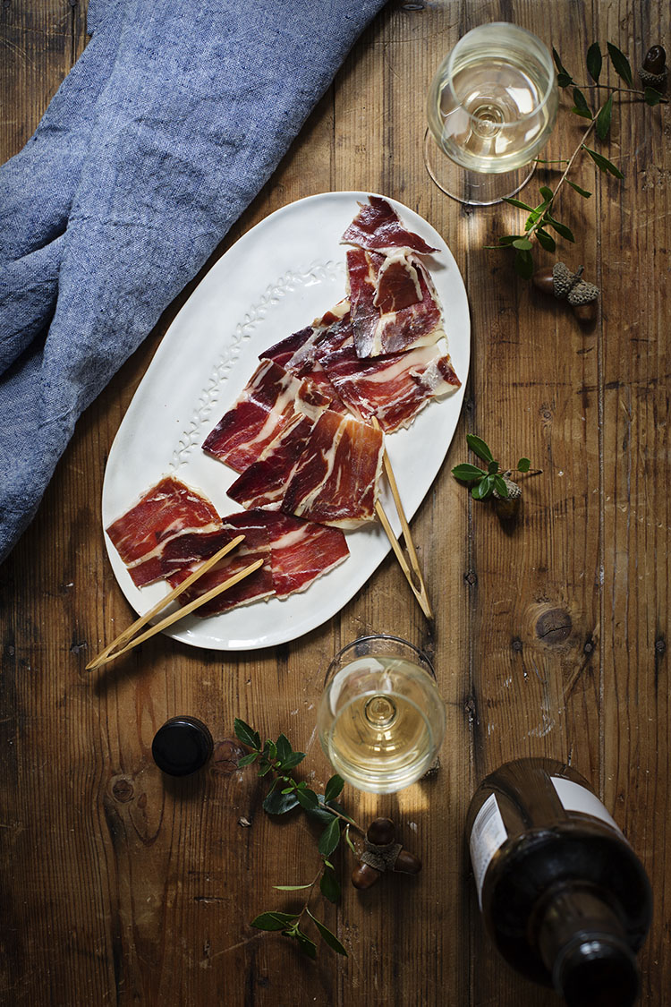 JAMÓN CINCO JOTAS Y BASQUE CULINARY CENTER
