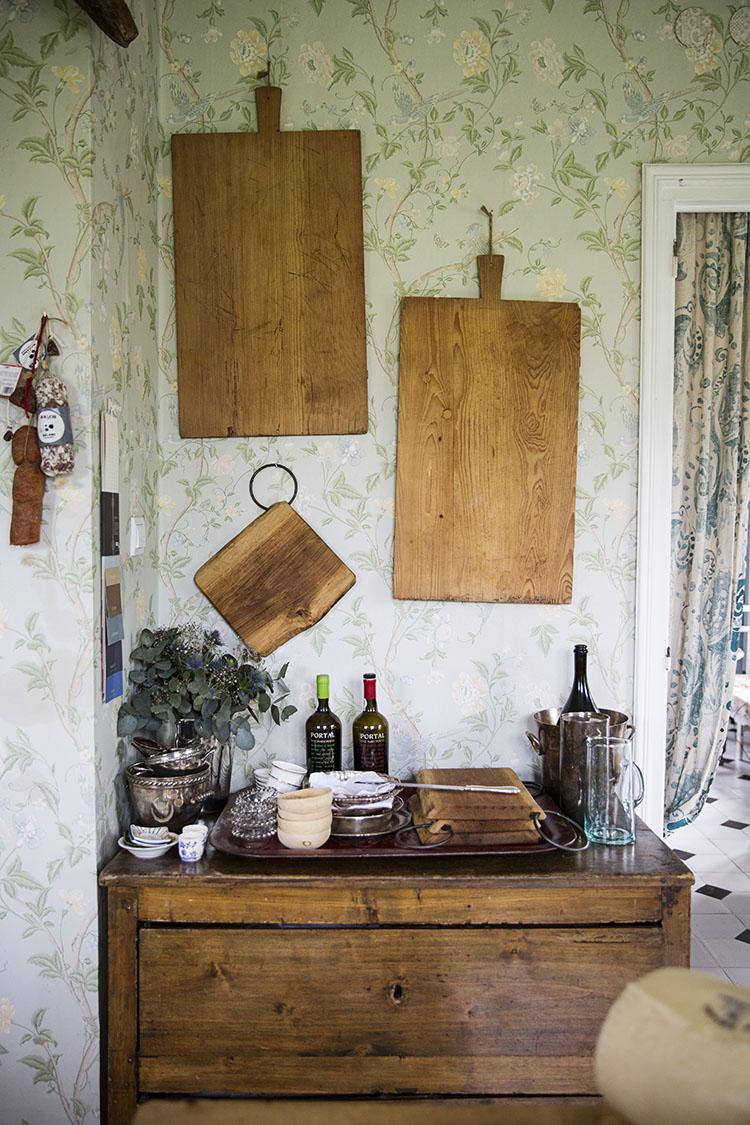 Federica and co tablas de cocina