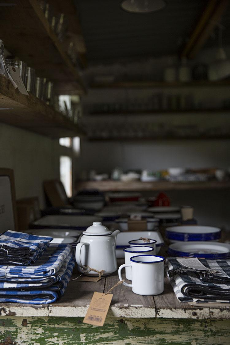 federica and co tienda vajilla textil novales