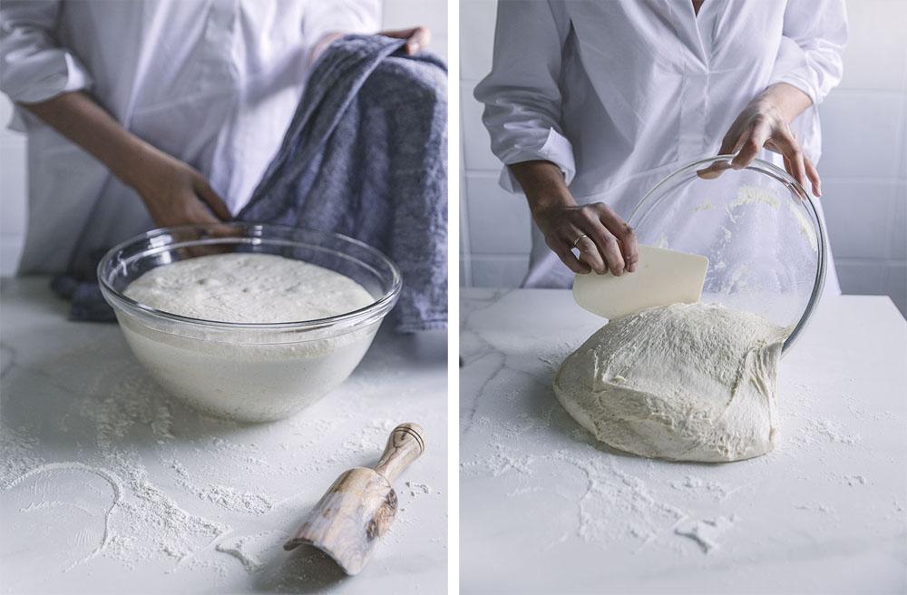 Pan de Mono- Monkey Bread Masa levada