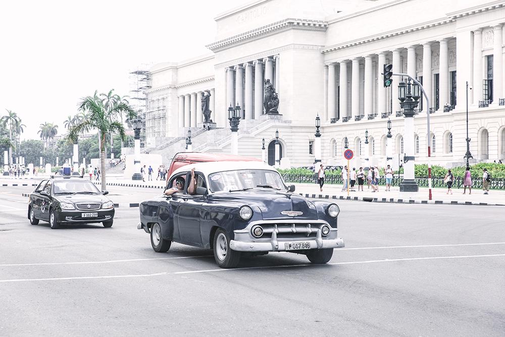La Habana Cuba, El capitolio