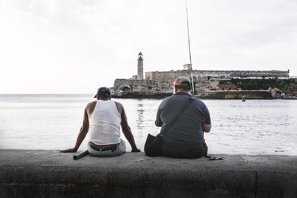 La Habana El malecón