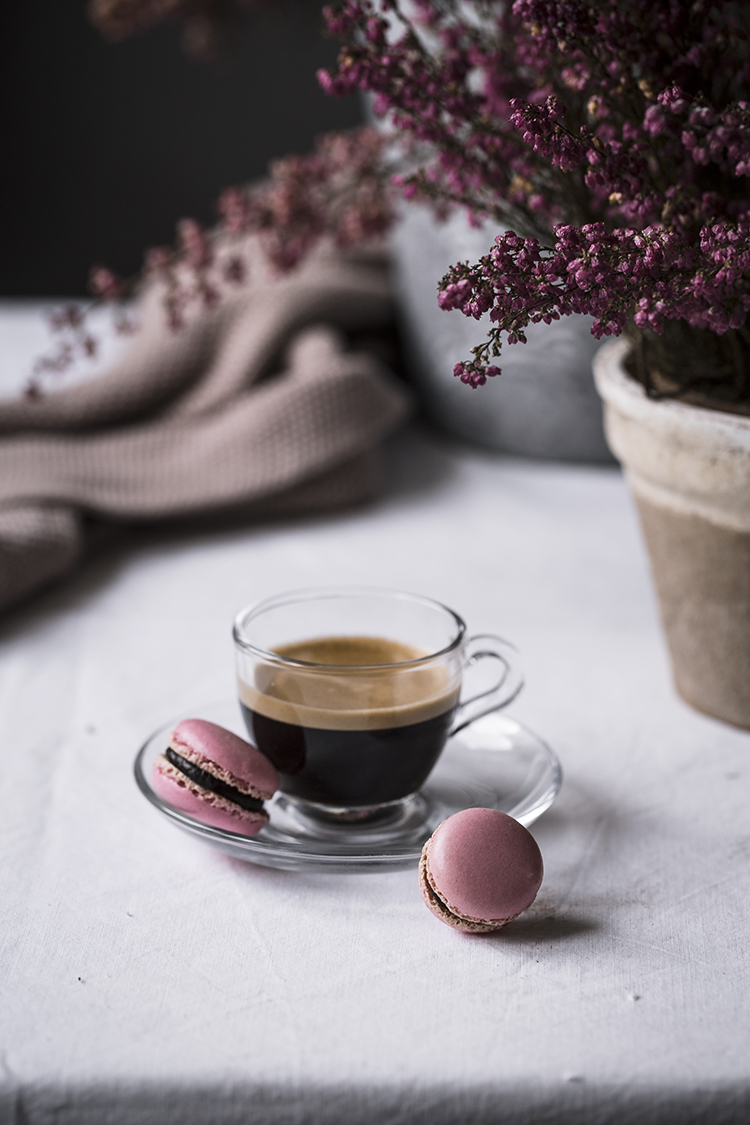 macarons perfectos con merengue italiano 3