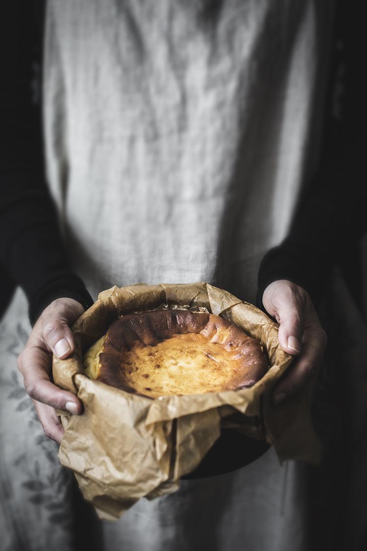 Tarta de queso de la Viña 1