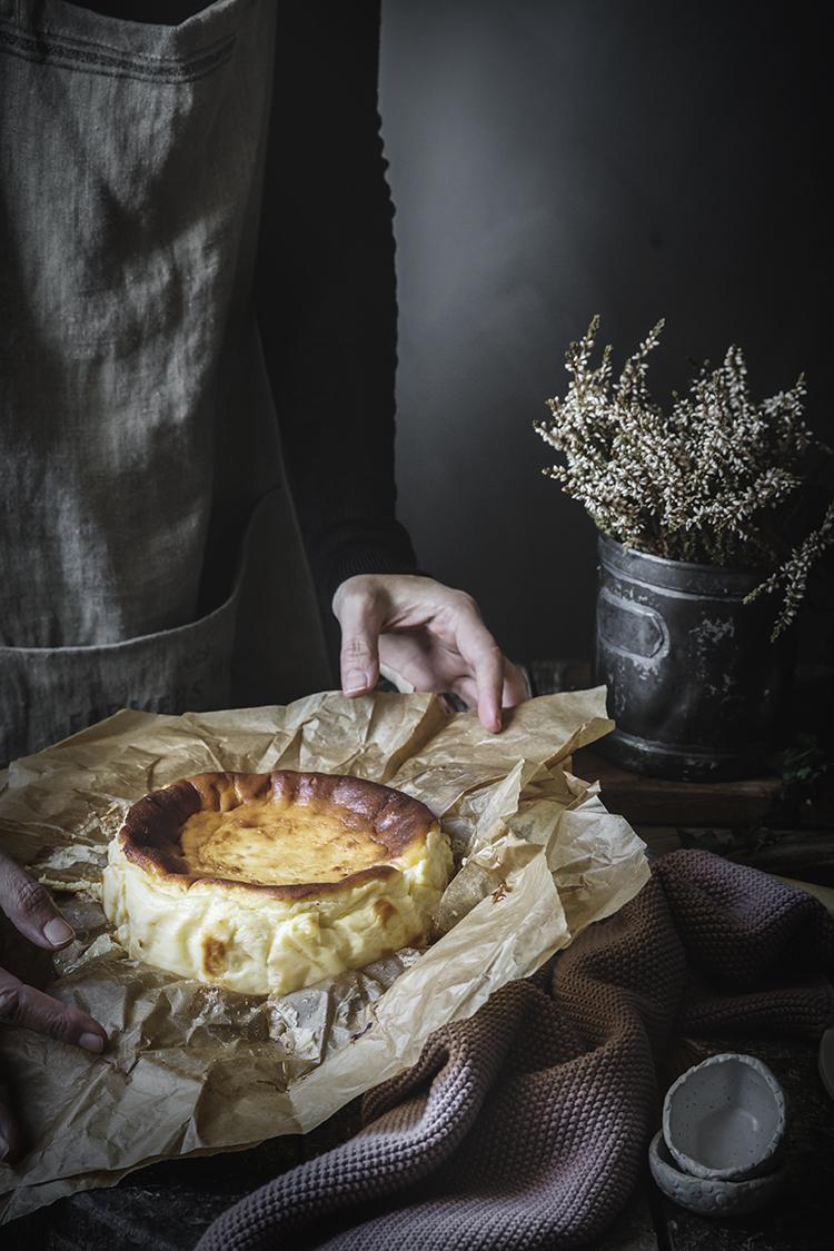 Tarta de queso de la Viña 4