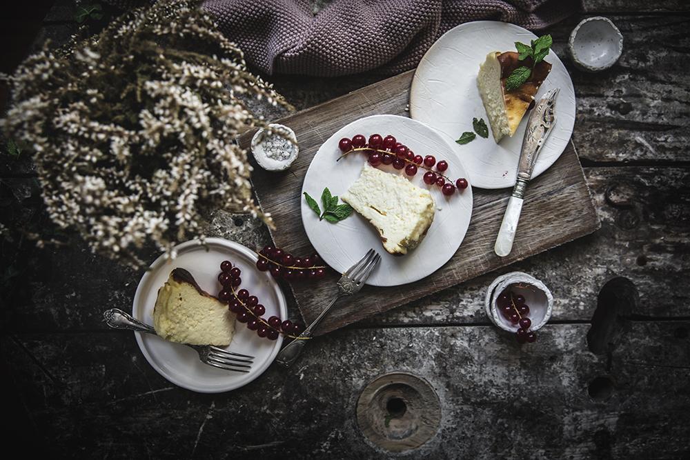 Tarta de queso de la Viña 2