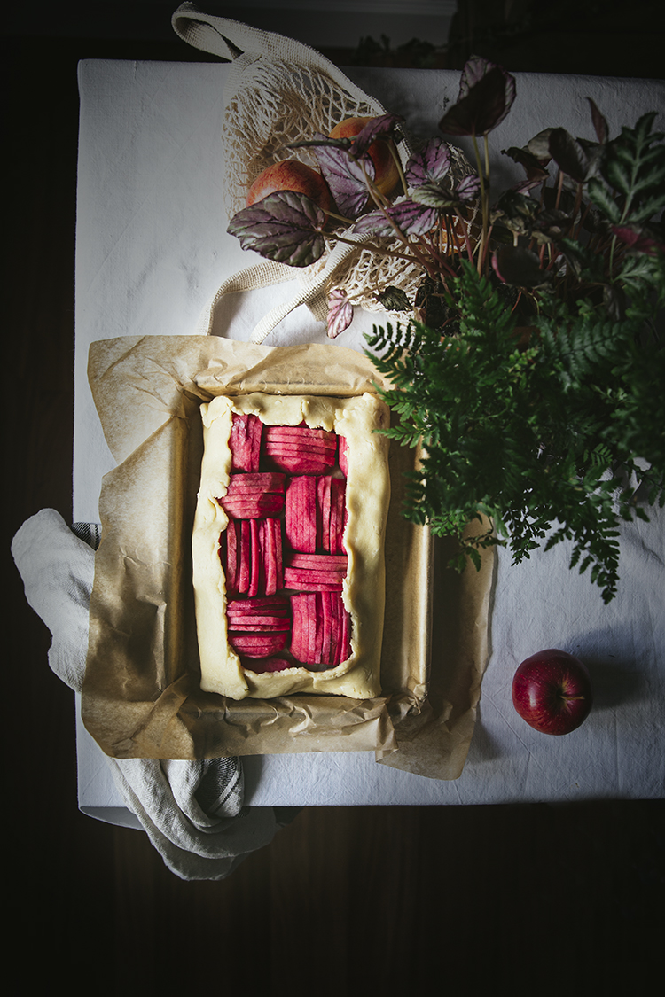 galette de Manzana rosa 6