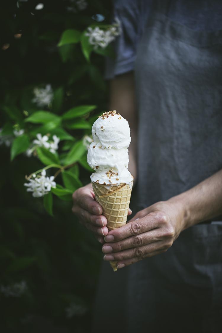 helado de yogurt cremoso 3