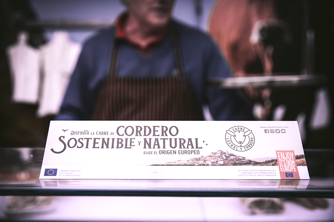 Carne de Cordero Mercado ValleHermoso