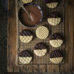 CÓMO HACER GALLETAS PERFECTAS CON SELLOS. Galletas de Avellanas y Chocolate